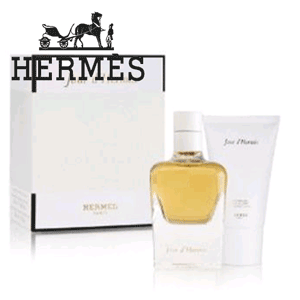 Set cadou Hermes Jour D'Hermes 50ml Edp + 30ml Body Lotion