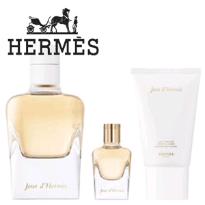 Set cadou Hermes Jour D'Hermes 85ml Edp + 30ml Body Lotion + 7.5ml Edp