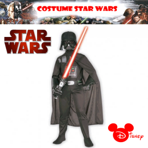 Costumatie baieti Darth Vader Star Wars