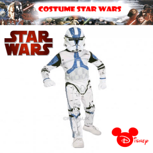 Costum Star Wars Clone Trooper, soldat imperial.