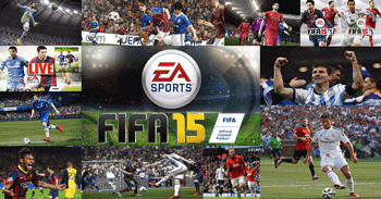 Electronic Arts Fifa 2015 PC, PS, Xbox & Wii