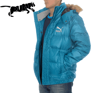 Geaca barbati Puma MV DOWN JACKET stil Rap & Hip Hop
