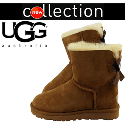 Cizme UGG Australia Mini Bailey Bow Maro