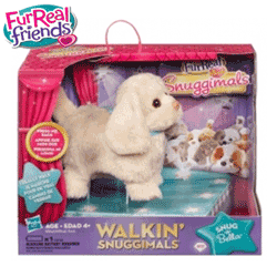 Jucarii FurReal Friends - Snuggimall, Catelusul Mergator