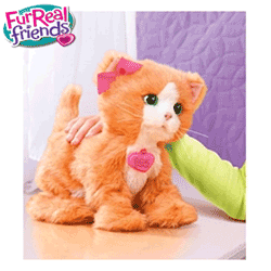 Jucariile interactive FurReal Friends de la Hasbro