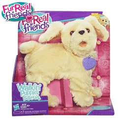 FurReal Friends - Catelus Plimbaret - Animalute interactive din plus la BestKids