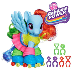 Jucarii Micii Ponei, seria My Little Pony Rainbow Power