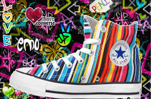 Super coloratii Converse Chuck Taylor All Star