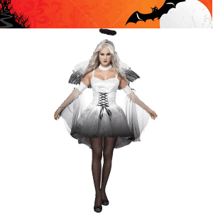 Costum tematic de Halloween Ingeras
