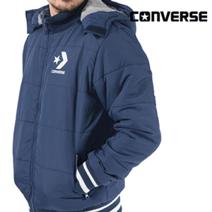 Geaca barbateasca Converse Down Jacket Chevron