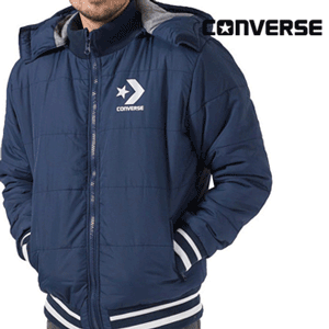 Geaca barbati Converse Down Jacket Chevron