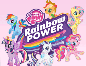 Jucarii My Little Pony Rainbow Power