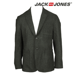 Sacou de toamna barbatesc Jack and Jones Whis Black