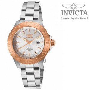 Ceas Fashion dama Invicta Women Pro Diver Silver