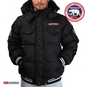 Geaca barbateasca Geographical Norway Alberta captusita