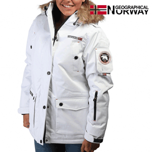Geaca Geographical Norway Bugsy alba