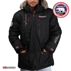 Geaca Geographical Norway Donnuts navy