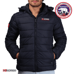 Geci de toamna Geographical Norway barbatesti