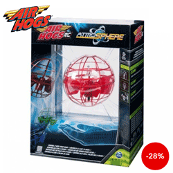 Air Hogs - Elicopterul Atmosfera Sfera Air Hogs Axis