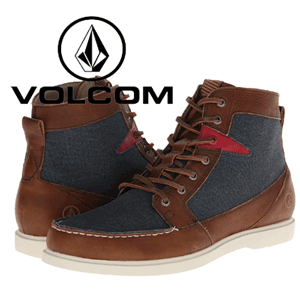 Ghete barbati Volcom Berrington Brown Combo