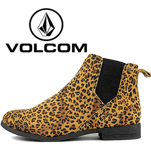 Ghete Volcom Killer Animal Print Leopard