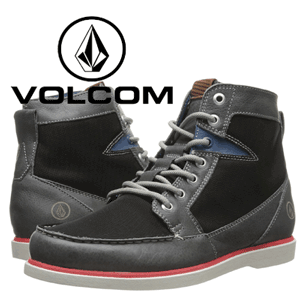 Ghete barbatesti Volcom Combo Grey