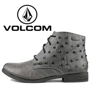 Ghete cu tinte Volcom Exhibition Boot Grey