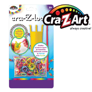 Set de creatie Cra-z-Loom Impletituri in V