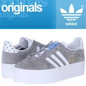 Platforme sport Adidas Originals Gazelle OG UP EF