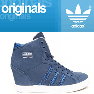 Platforme sport Adidas Originals Basket Profi Up M20838
