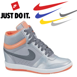 Platforme Nike Force Sky High 644413-005