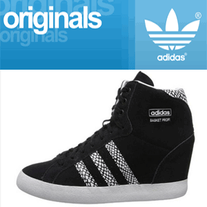 Platforme sport adidas Originals Basket Profi Up W