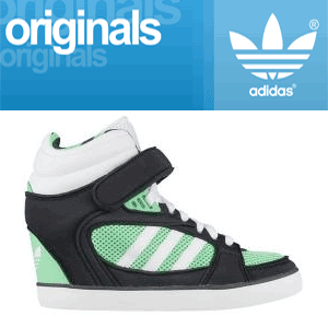 Platforme sport Adidas Originals Amberlight UP D65815