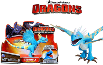 Figurine colectionabile si jucarii de plus Dreamworks Dragons