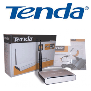 Routerele Wireless marca Tenda