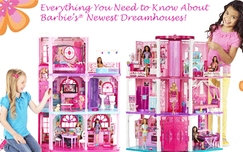 Set Barbie Jucarie Casa de Vis Life in the DreamHouse