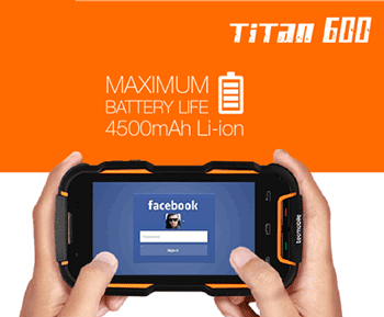 Titan 600 Tecmobile ultra rezistent & performant