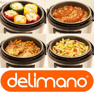 Delimano Electric Pressure Multi Cooker