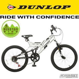 Bicicleta Dunlop DS20 Mountain Bike 20