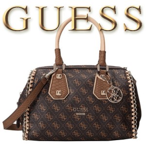 GUESS Confidential Chain Small Frame Geanta Satchel