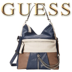 Geanta Convertible dama GUESS Rockabilly Convertible Crossbody