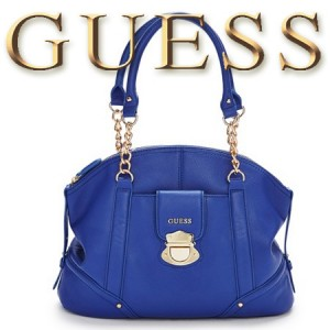 Geanta GUESS Lidia Dome Satchel
