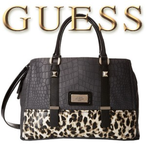 Geanta GUESS Jizelle Girlfriend Satchel