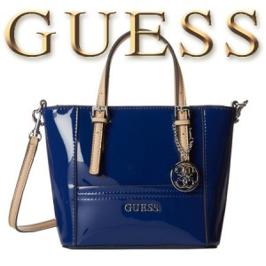 Geanta de mana GUESS Delaney Mini Tote