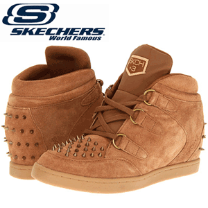 Platforme cu tinte Skechers Plus 3 Fangs