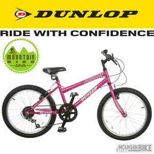 Cele mai ieftine biciclete Mountain Bike Dunlop Bloom 20 inch