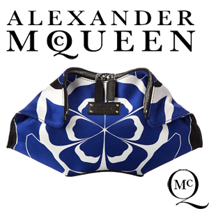 Clutch Alexander McQueen Demanta