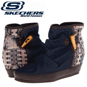 Platforme Skechers Aztec Fashion