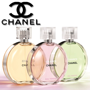 Parfumurile Coco Chanel din colectia Chance