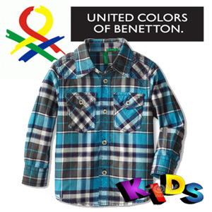 Camasa baieti United Colors of Benetton Kids Shirt